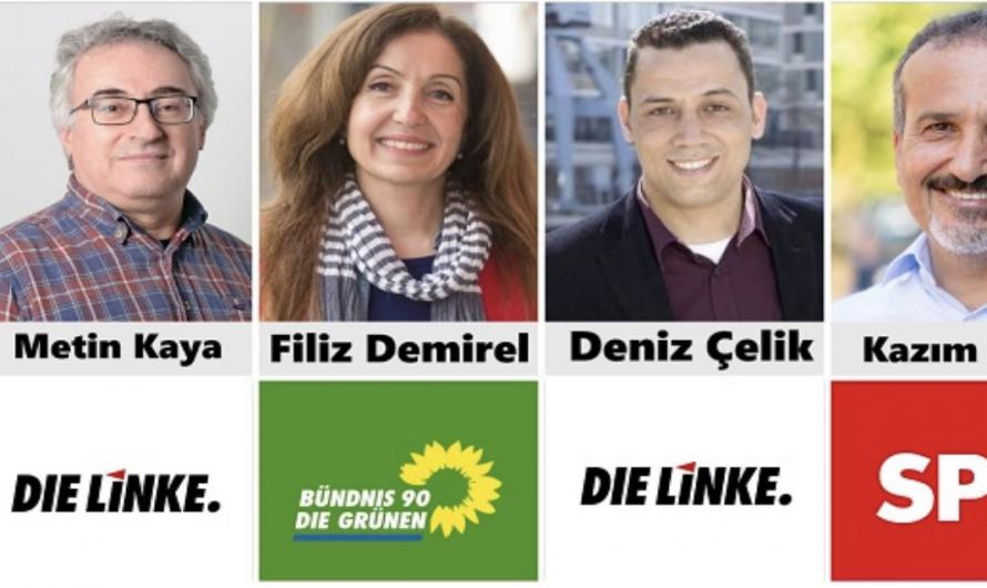 Türkiye kökenli milletvekili adayları sorularımızı yanıtlamaya devam ediyor