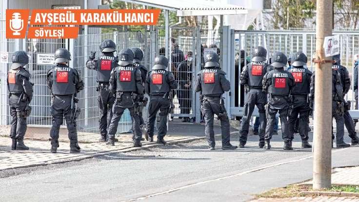 Metin Kaya: Almanya salgında mültecileri unuttu