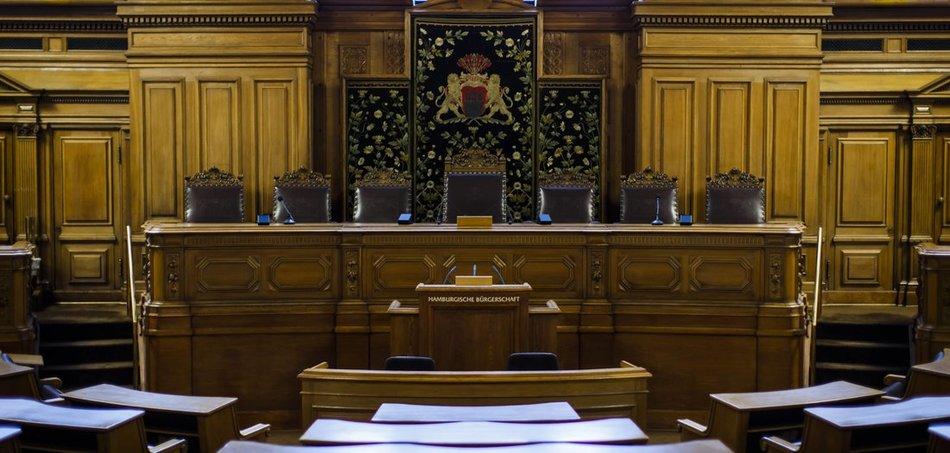Die Hamburger Bürgerschaft wird vorerst nicht über ein Landesantidiskriminierungsgesetz debattieren (Hamburg, 13.2.2015)